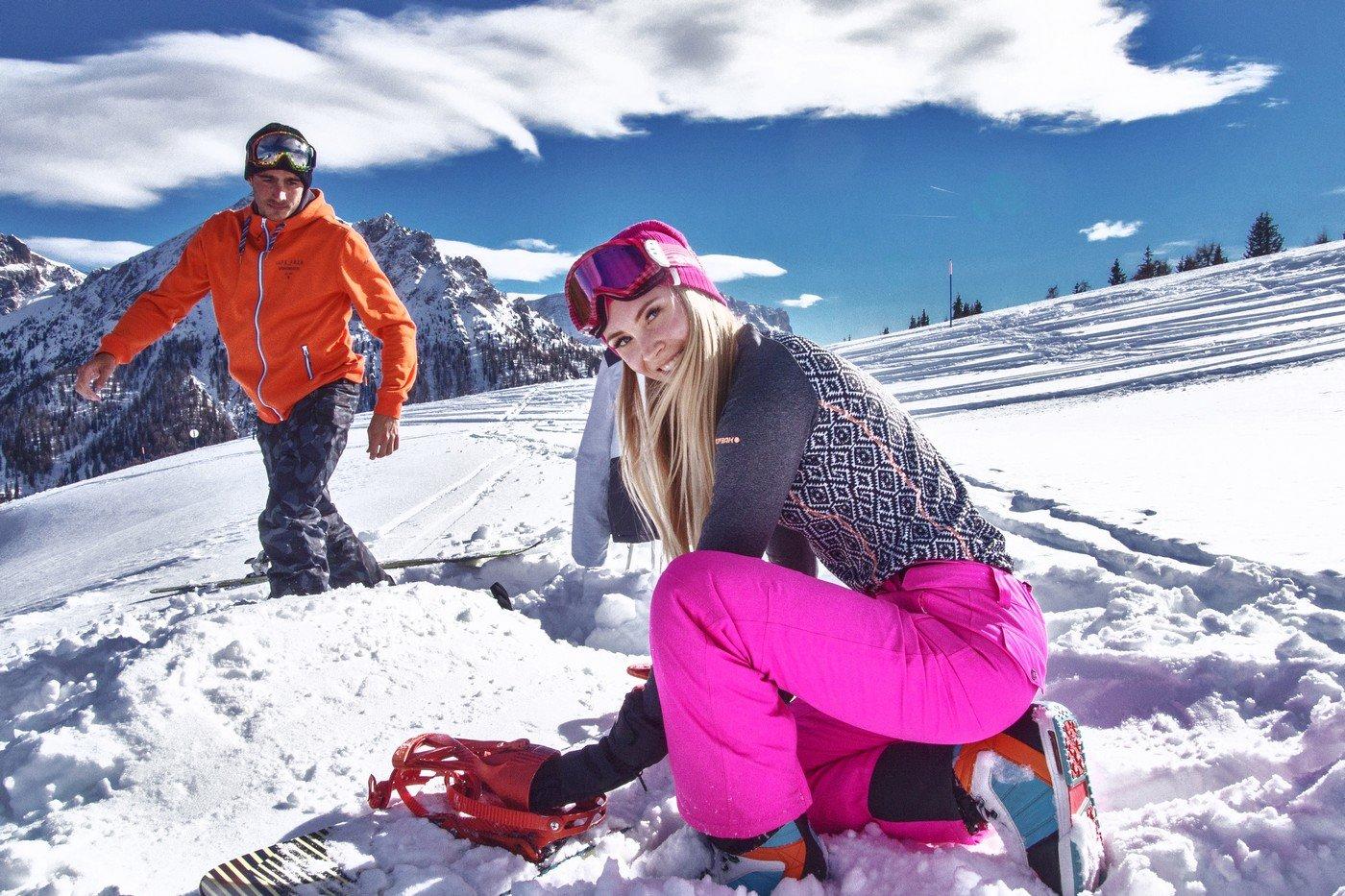 ski pants Icepeak