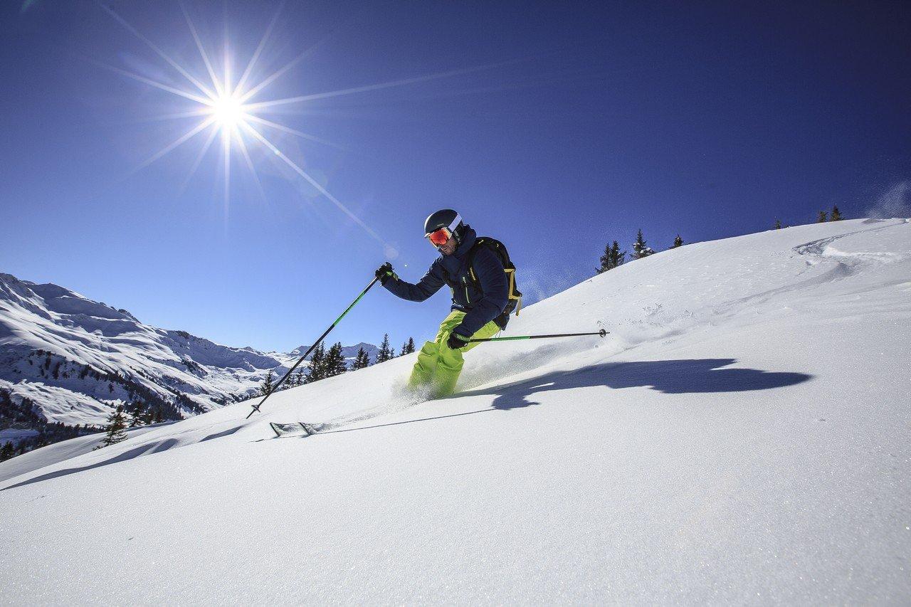 Rossignol freeride skis