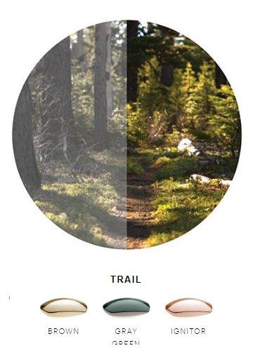 Smith optics trail lenses