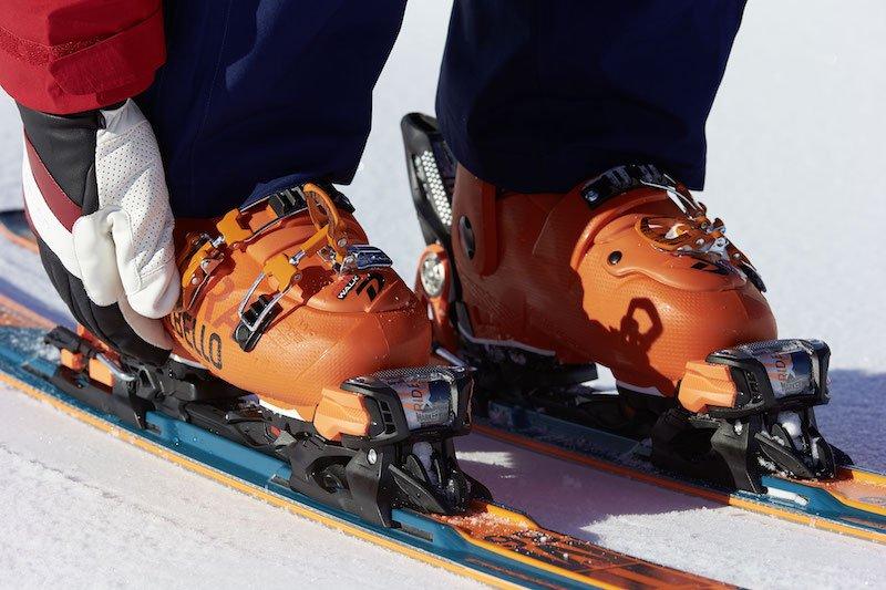 Ski boot accessories