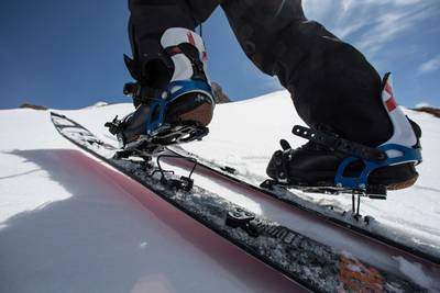 splitboard binding