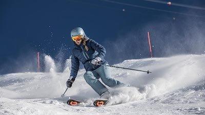 Scott skis